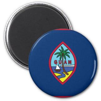 Imã Baixo custo! Bandeira de Guam