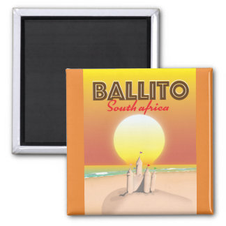 Imã Ballito sul - poster de viagens africano