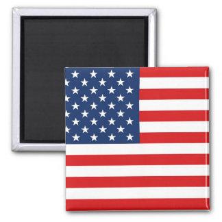 Imã Bandeira americana