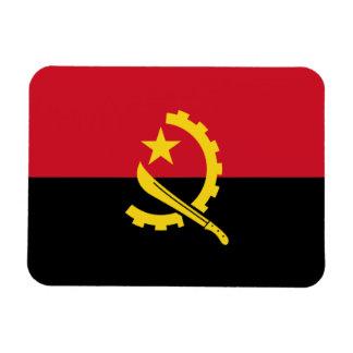 Ímã Bandeira angolana patriótica
