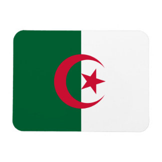 Ímã Bandeira argelino patriótica