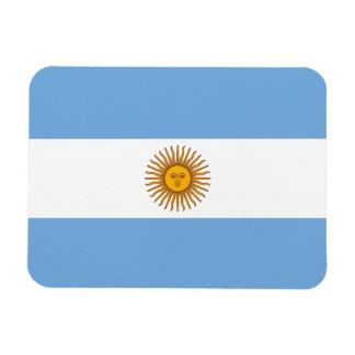 Ímã Bandeira argentina patriótica