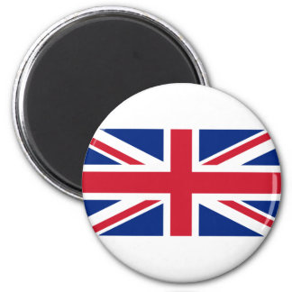 """Imã Bandeira BRITÂNICA """"Union Jack """" de Reino Unido da"""