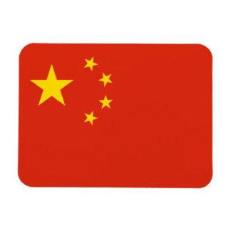 Ímã Bandeira chinesa patriótica