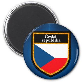 Imã Bandeira da república checa