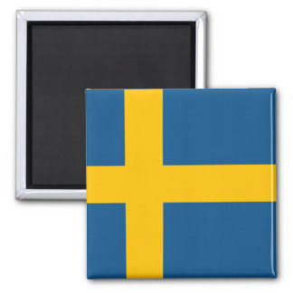 Imã Bandeira da suecia