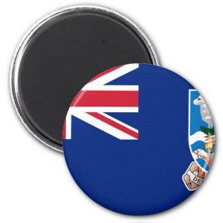 Imã Bandeira das Ilhas Falkland - Union Jack