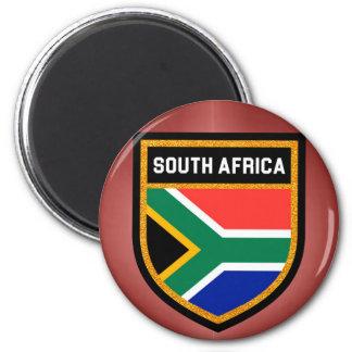Imã Bandeira de África do Sul