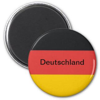 Imã Bandeira de Alemanha ou da alemanha