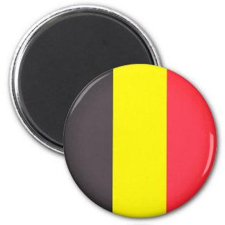 Imã Bandeira de Bélgica