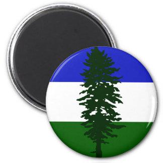 Imã Bandeira de Cascadia
