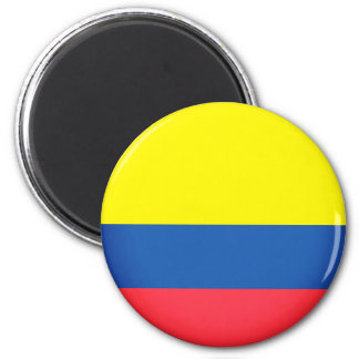 Imã Bandeira de Colômbia