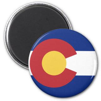 Imã Bandeira de Colorado