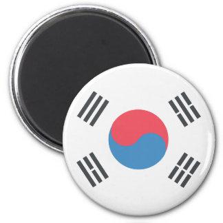 Imã Bandeira de Coreia do Sul