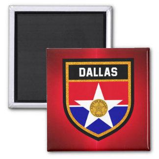Imã Bandeira de Dallas