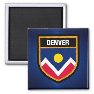 Imã Bandeira de Denver