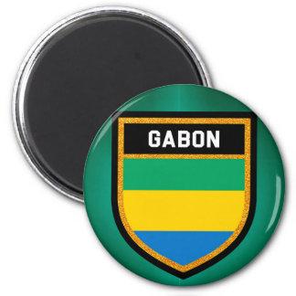 Imã Bandeira de Gabon