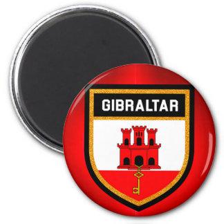 Imã Bandeira de Gibraltar