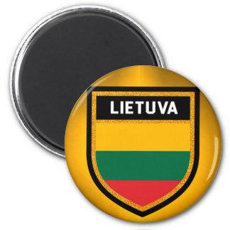Imã Bandeira de Lithuania