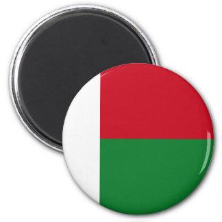 Imã Bandeira de Madagascar