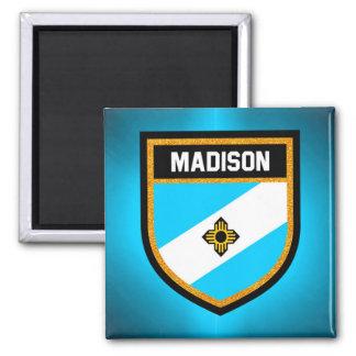 Imã Bandeira de Madison
