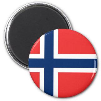 Imã Bandeira de Noruega