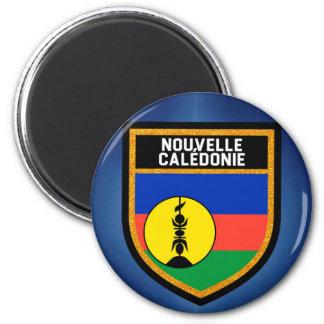 Imã Bandeira de Nova Caledônia