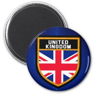 Imã Bandeira de Reino Unido