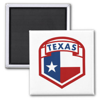 Imã Bandeira de Texas