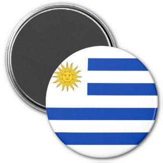 Imã Bandeira de Uruguai
