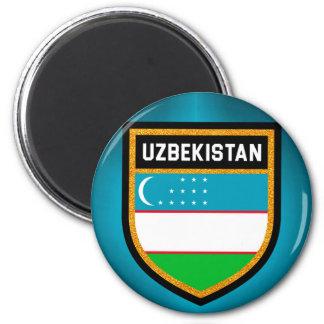 Imã Bandeira de Uzbekistan