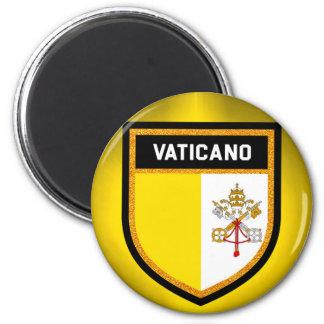 Imã Bandeira de Vaticano