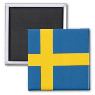 Imã Bandeira do ímã da suecia