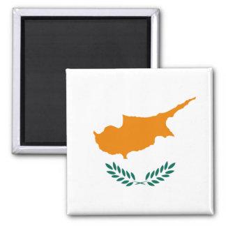 Imã Bandeira do ímã de Chipre