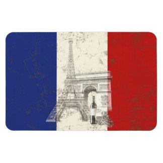 Ímã Bandeira e símbolos de France ID156