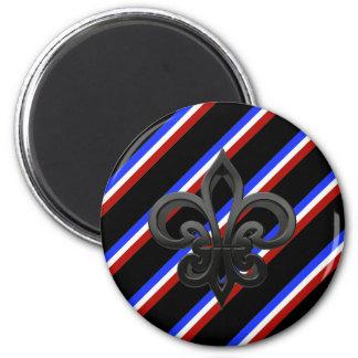 Imã Bandeira francesa das listras