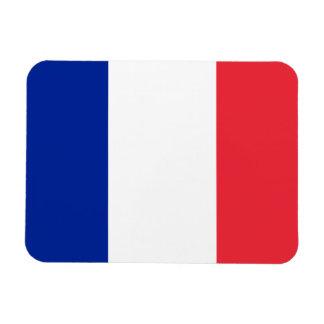 Ímã Bandeira francesa patriótica