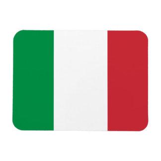 Ímã Bandeira italiana patriótica