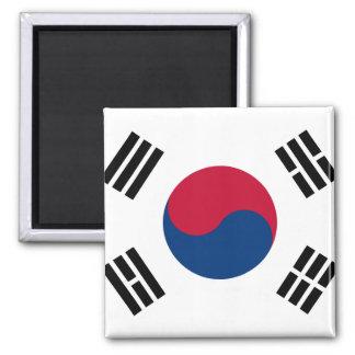Imã Bandeira nacional do mundo de Coreia do Sul