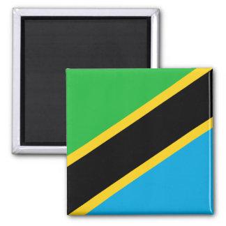 Imã Bandeira nacional do mundo de Tanzânia