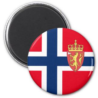 Imã Bandeira norueguesa