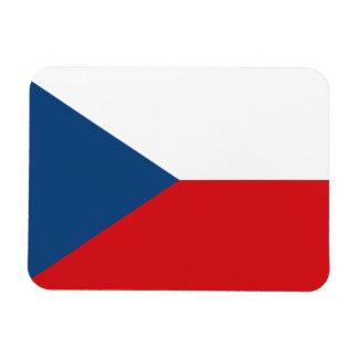 Ímã Bandeira patriótica da república checa