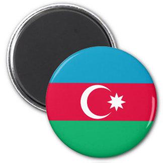 Imã Bandeira patriótica de Azerbaijan