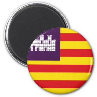 Imã Bandera Islas Baleares - bandeira Balearic Island