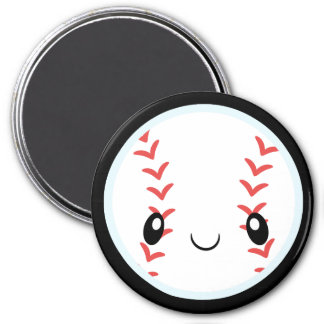 Imã Basebol Emojis