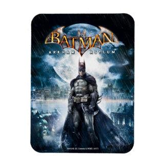 Ímã Batman: Arte do cobrir do jogo do asilo | de