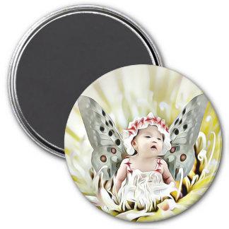 Imã Bebé do conto de fadas com ímã das asas