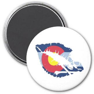 Imã beijo de Colorado