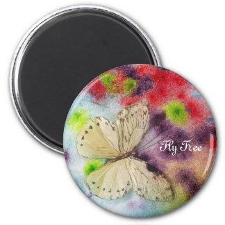 Imã Bênçãos da borboleta