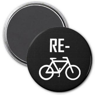 Imã Bicicleta da bicicleta do reciclar